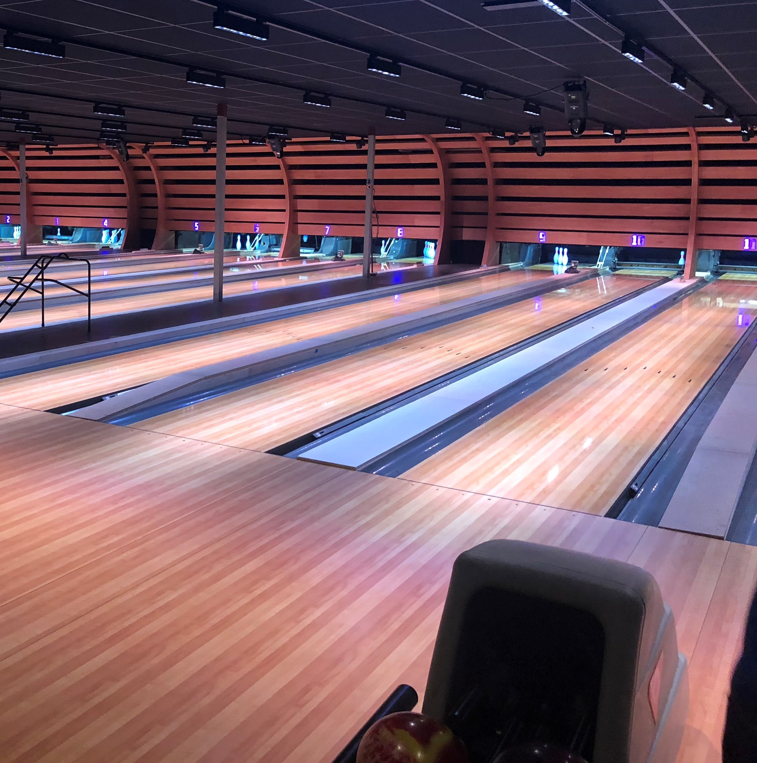 Olroudn Bowling Center 2018